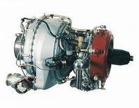 Авиационный двигатель АИ-9 - фото