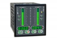 Двухканальный микропроцессорный индикатор ИТМ-122У - фото