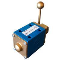 Гидрораспределитель с ручным управлением РММ 10.3-В64АП 20-УХЛ1 - фото