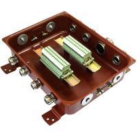 Коробка клеммная КЗНС-48 с наборными зажимами - фото