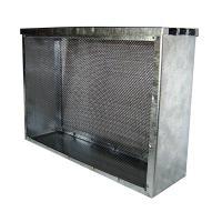 Однорамочный сетчатый изолятор под рамку Рут - фото