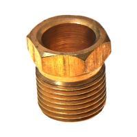 Трубчатая гайка (диаметр 12мм, резьба 3/8) - фото