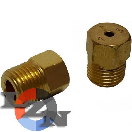 Газовые форсунки к бытовым котлам «Атон» (резьба М8х0,75) - фото