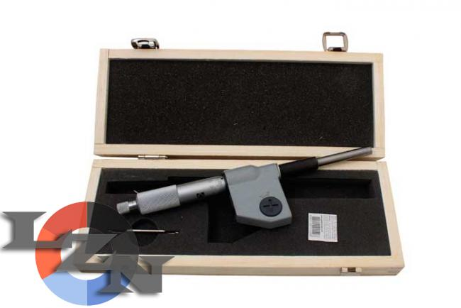 Головка микрометрическая ГМЦ-50-0,01 - фото №1