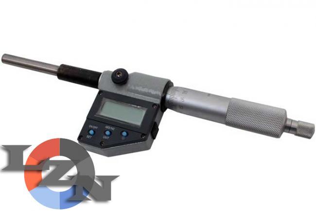Головка микрометрическая ГМЦ-50-0,01 - фото №2