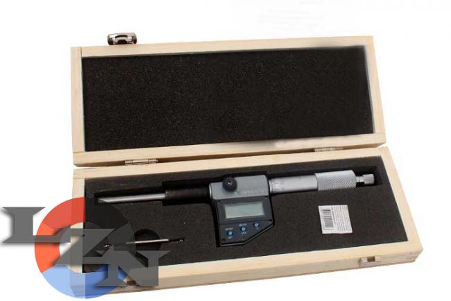 Головка микрометрическая ГМЦ-50-0,01 - фото №4