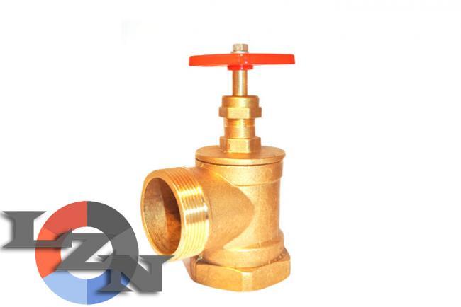Фото клапана муфтового углового DN25 PN16 (вн.)