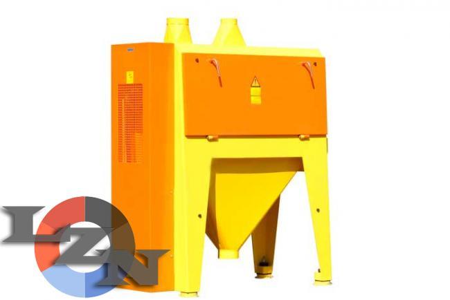 Фото машины для раскалывания гороха МРГ-1